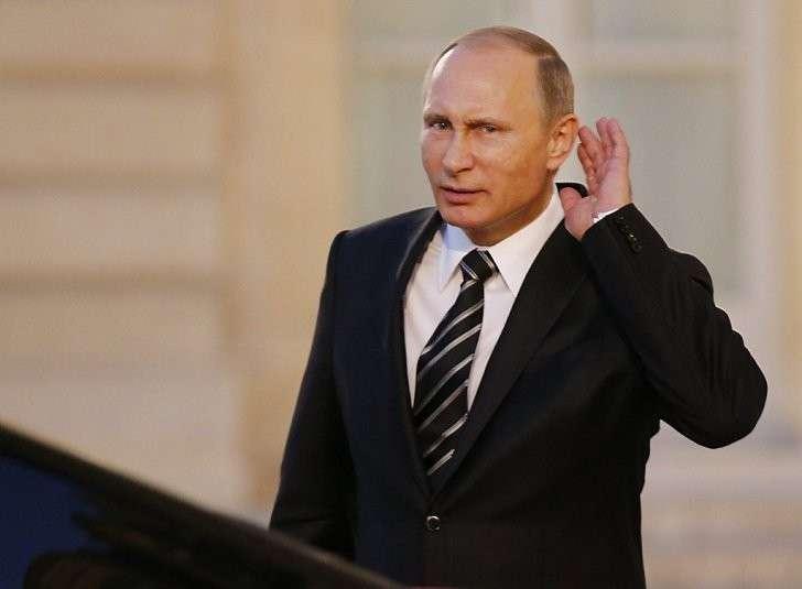 О скорой капитуляции Путина