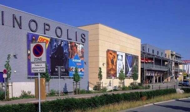 Захват заложников в немецком кинотеатре: нападавший убит, люди не пострадали