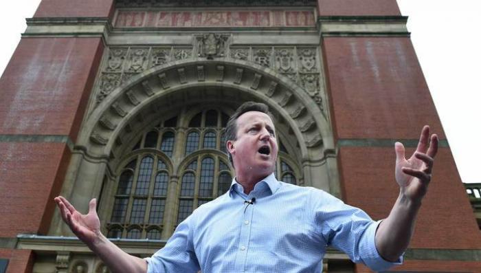 Дэвид Кэмерон: Великобритании нужен новый премьер
