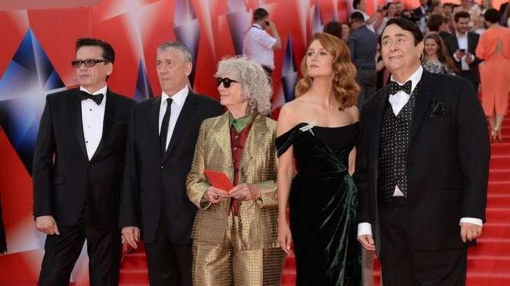 В России открылся Московский международный кинофестиваль