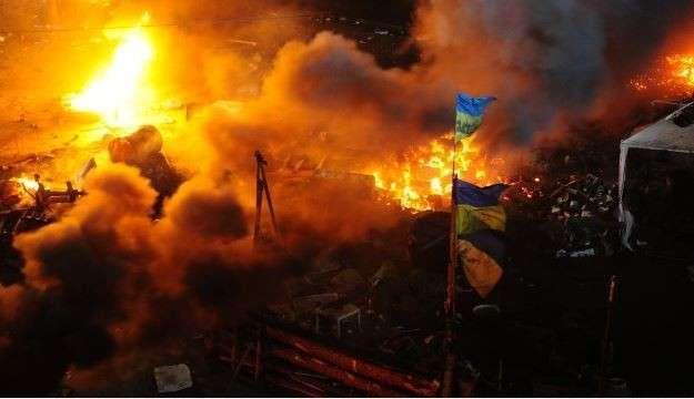 «Украина в огне»: новое разоблачение