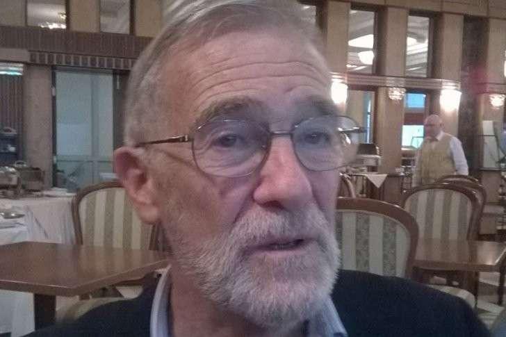 Реймонд Мак Говерн, бывший аналитик ЦРУ