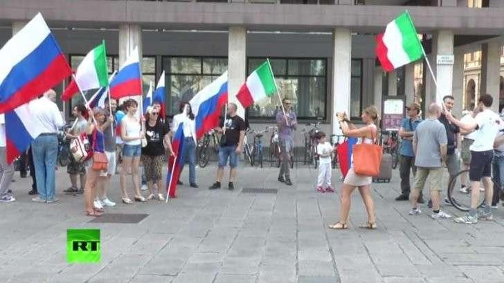 Италия не позволила ЕС автоматически продлить санкции против России