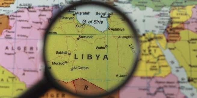 Новая интервенция в Ливии