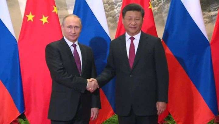 Владимир Путин назвал Си Цзиньпиня дорогим другом