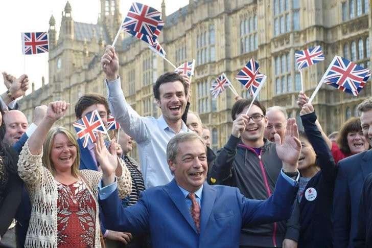 Британия вышла, Трамп зайдет!