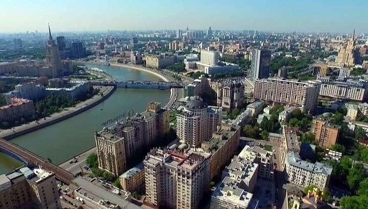 В Москву пришла жара: днём будет +33