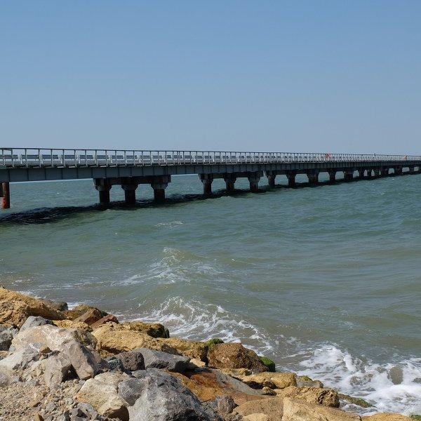 Власти Крыма сообщили о попытке диверсии в Керченском проливе