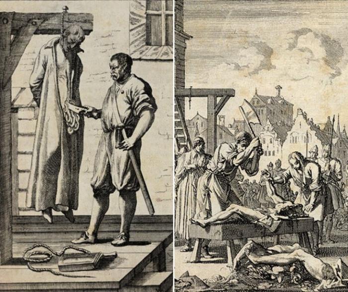 Каннибализм в Европе ещё в ХХ веке!