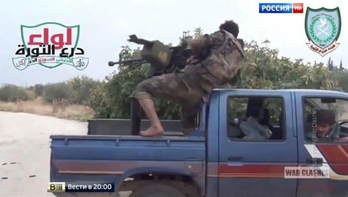 Операция «Платан»: оружие из США для сирийской оппозиции попадало на чёрный рынок