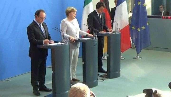 Саммит лидеров ЕС по результатам Brexit: ситуация под контролем?