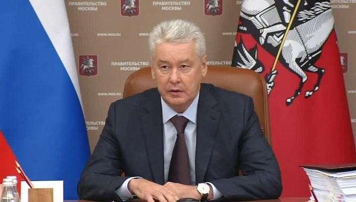 Мэр Москвы Сергей Собянин объявил о сносе ещё 107 самовольных построек