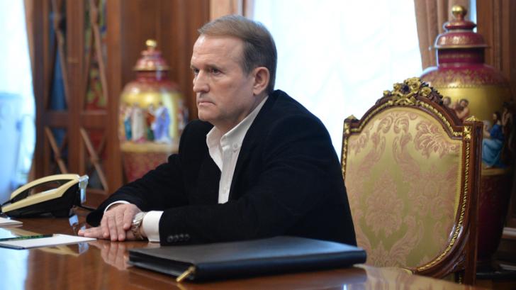 Виктор Медведчук: Киев сделал всё, чтобы не возвращать себе Крым