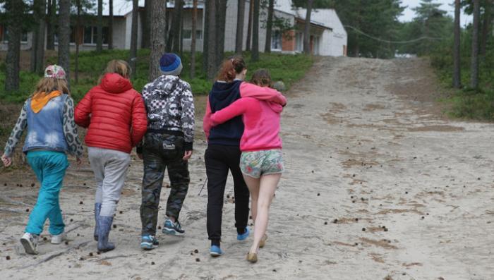 Дети, которые спасали товарищей на Сямозере, получат госнаграды