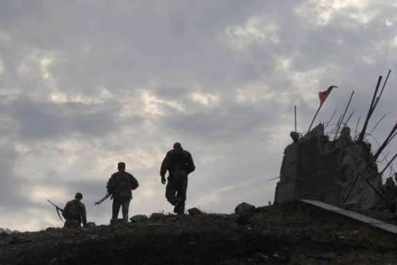 Зло находится в Киеве - солдаты ВСУ бегут на сторону ДНР