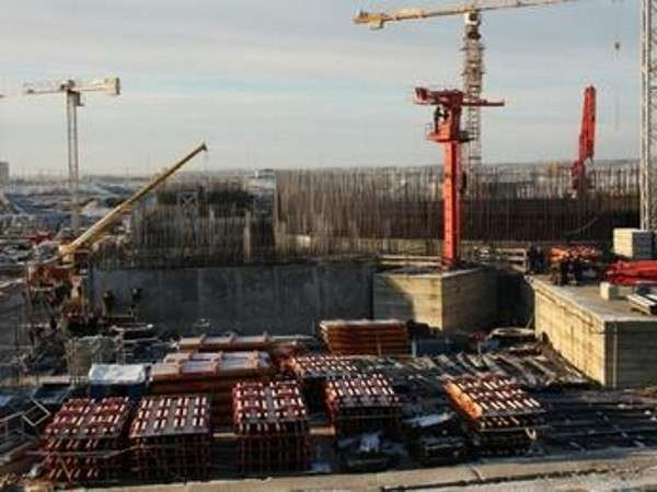 Росатом возобновляет строительство Балтийской АЭС