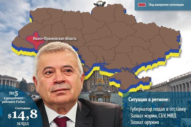 Президент «Лукойла»: Украина для нас важнее Крыма, а Америка – интереснее России