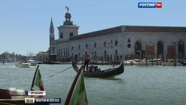 Италия хочет прекратить санкционную войну против России