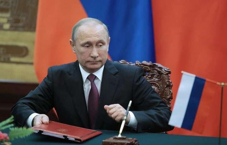Владимир Путин обсудит с дипкорпусом РФ продвижение национальных интересов на мировой арене