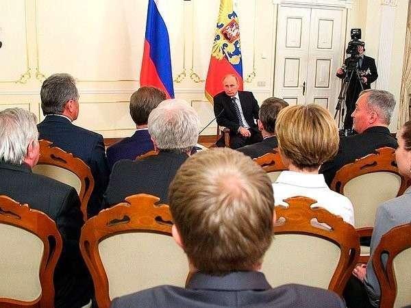 Путин создал Совет по стратегическому развитию