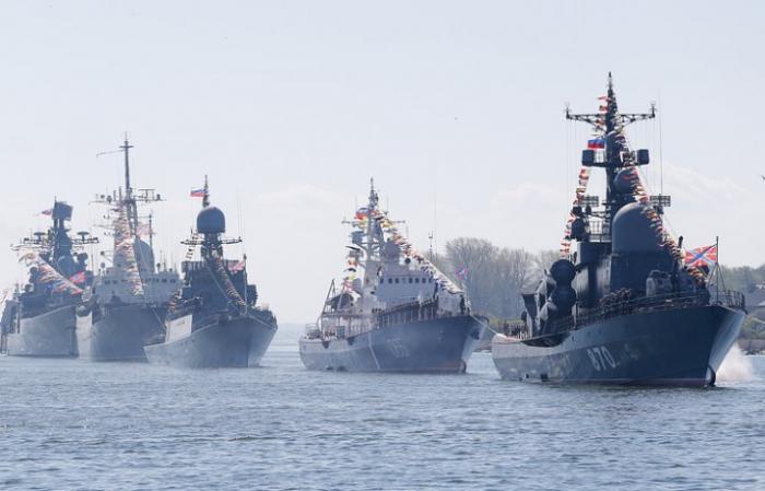Вице-адмирал Александр Носатов назначен врио командующего Балтийским флотом