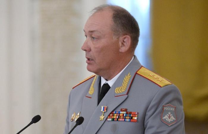 Генерал-полковник Александр Дворников будет исполнять обязанности командующего ЮВО