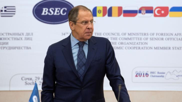 Сергей Лавров: Россия и Турция обсудили противодействие спонсированию терроризма в Сирии