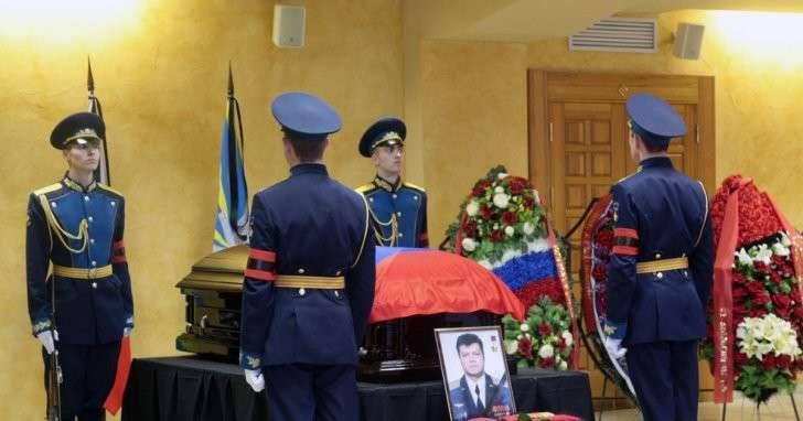 Власти Кемера предложили открыть парк имени погибшего лётчика Олега Пешкова