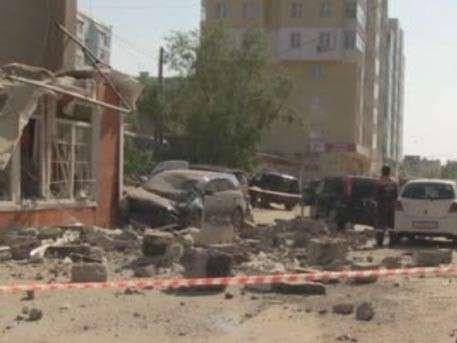 Многоэтажное здание обрушилось в центре Якутска