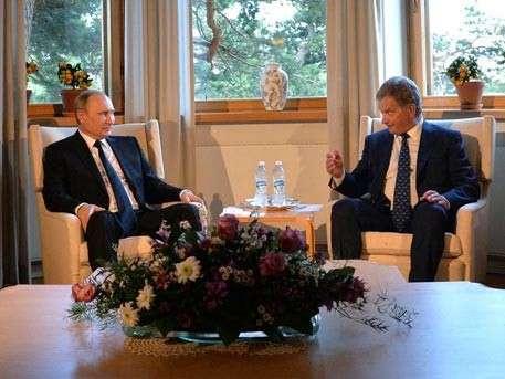 Владимир Путин заявил, что Россия попробует наладить диалог с НАТО