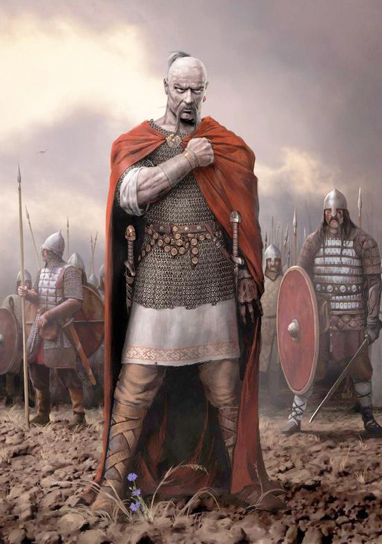 3 июля - День разгрома князем Святославом Хазарского Каганата