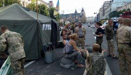 Суд украинской столицы арестовал прежнего командира Надежды Савченко