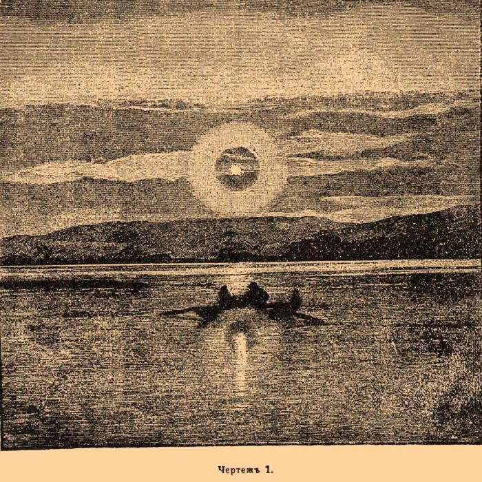 Отчего образуются Венцы около Солнца или Луны
