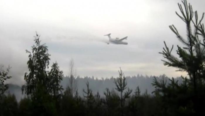 На месте крушения Ил-76 найдены фрагменты тел и «чёрный ящик»