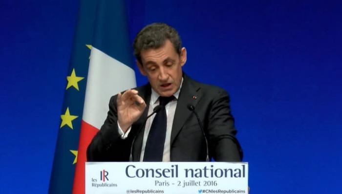 Николя Саркози намерен вернуть себе президентское кресло