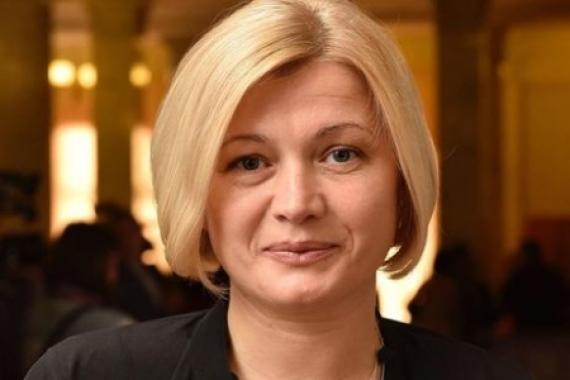 Экс-секретарша пчеловода Ющенко требует, чтобы Путин встал на колени перед протоукрами