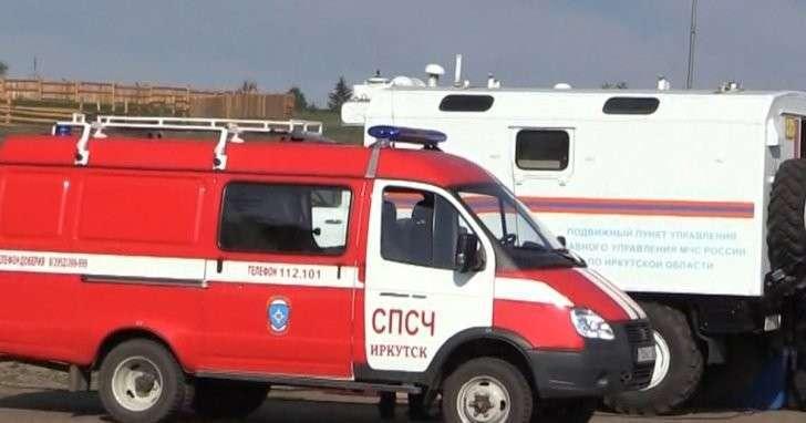 Начинается фаза ликвидации последствий крушения Ил-76 в Иркутской области