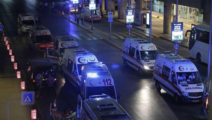 Взрывы в Стамбуле: Чатаев работал на разведку Саакашвили