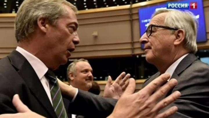 Если корабль ЕС пойдет ко дну, спасутся лишь пассажиры первого класса