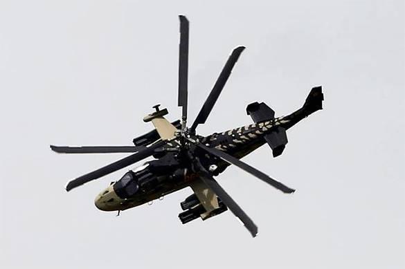 Новейшие российские вертолёты готовят к войне в Сирии