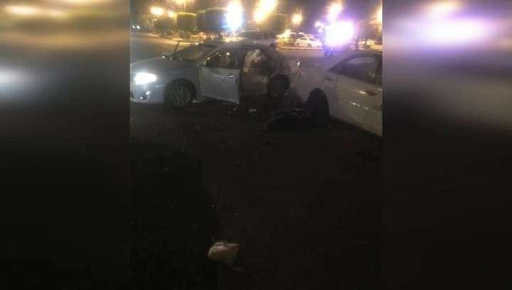 В Саудовской Аравии убит смертник, пытавшийся устроить взрыв у посольства США