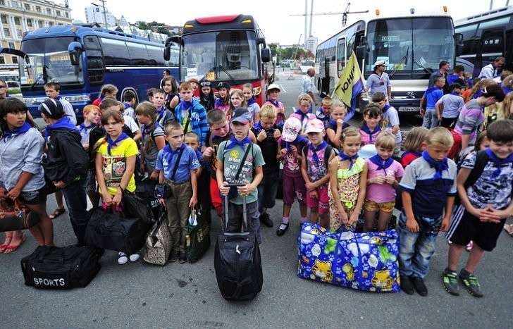 Дети из стран ШОС в 2017 году впервые смогут отдохнуть в лагере «Океан» в Приморье