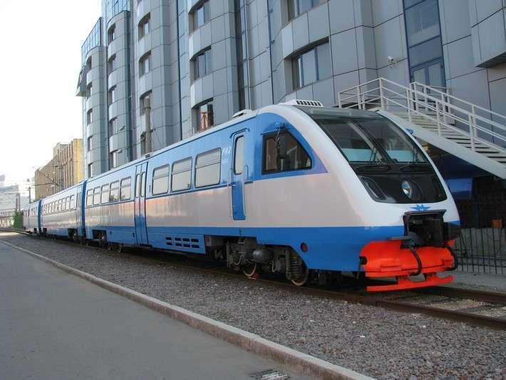 В Башкирии начал курсировать рельсовый автобус марки РА-2