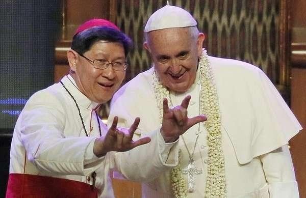 Сатанинские поклонения Ватикана и мировой элиты. ВИДЕО фото 2