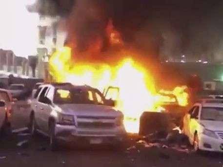 Два взрыва прогремели у мечетей в Саудовской Аравии, есть погибшие