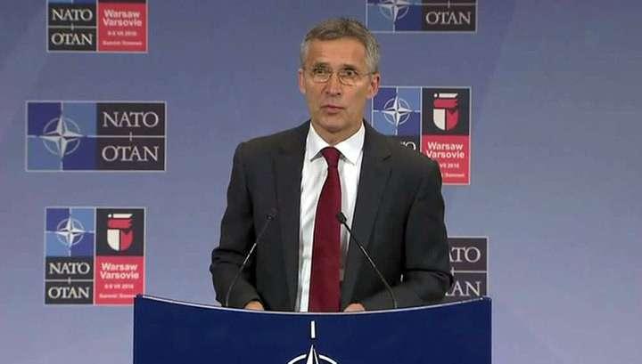 Генсек НАТО рассказал о повестке Варшавского саммита
