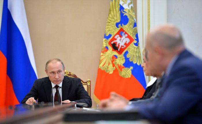 Владимир Путин обсудил с Совбезом РФ борьбу с допингом, контакты с НАТО и безопасность на Балтике