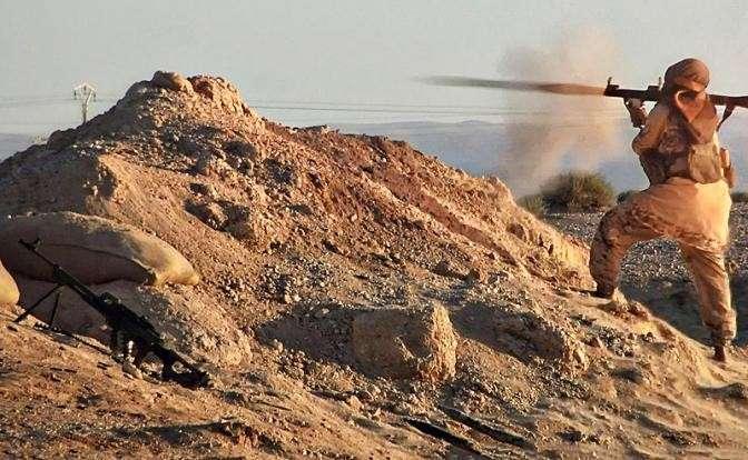 Боевики ИГИЛ разгромили позорный американский спецназ