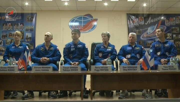 На МКС полетят Иванишин, Рубенс и Ониси