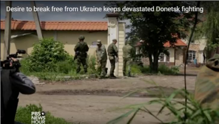 Госдеп и Порошенко дружно врут: журналисты из США не нашли российской армии в Донбассе